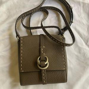 NWT Michael Kors collection mini Julie crossbody
